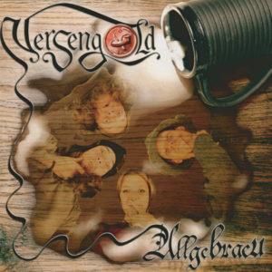 """Cover vom Versengold-Album """"Allgebraeu"""""""