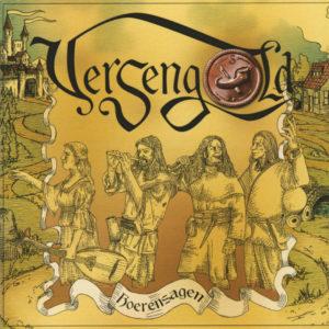"Cover vom Versengold-Album ""Hoerensagen"""