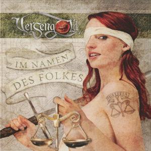 "Cover vom Versengold-Album ""Im Namen des Folkes"""