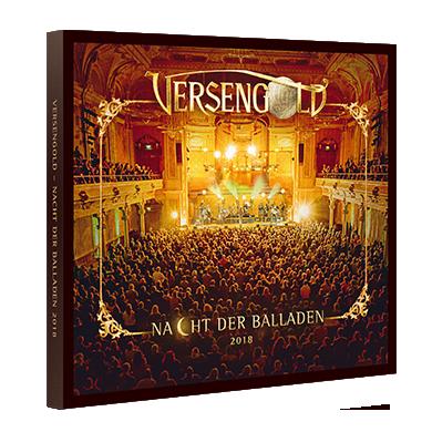 Albumcover: Nacht der Balladen 2018