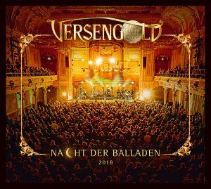 """Cover vom Versengold-Album """"Nacht der Balladen 2018"""""""