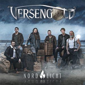 """Cover vom Versengold-Album """"Nordlicht"""""""