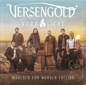 """Cover vom Versengold-Album """"Märchen von Morgen"""""""